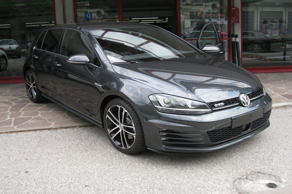 volkswagen golf vii gtd bluemotion autostile di boz. Black Bedroom Furniture Sets. Home Design Ideas